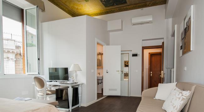 Hotel Genova - Genoa - Bedroom
