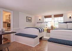 Centerboard Inn - Nantucket - Kamar Tidur