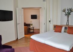 Elite Hotel Adlon - Stockholm - Kamar Tidur