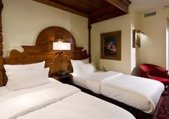 King's Hotel First Class - Munchen - Kamar Tidur
