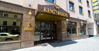 King's Hotel First Class - Munchen - Bangunan