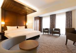 King's Hotel Citystay - Munchen - Kamar Tidur