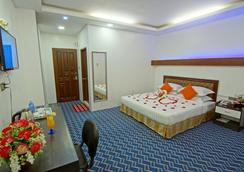 Perfect Hotel - Mandalay - Kamar Tidur