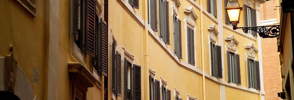Hosianum Palace Hotel - Rome - Building