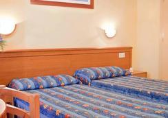 Hotel Central Playa - Ibiza - Kamar Tidur