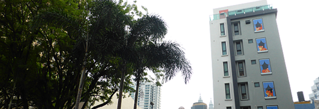 Melange Boutique Hotel - Kuala Lumpur - Building
