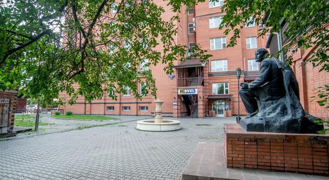 Hovel Hostel - Krasnoyarsk - Building