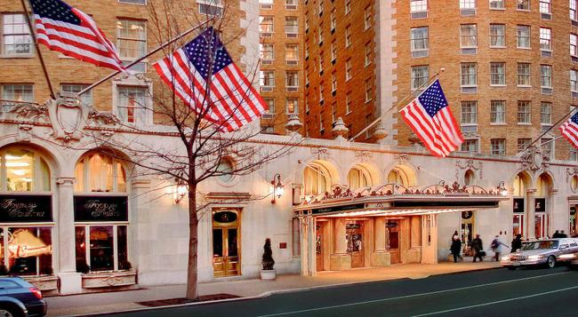The Mayflower Hotel Autograph Collection - Washington - Building