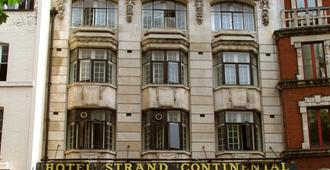 Hotel Strand Continental - Hostel - London - Bangunan