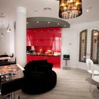 Vitium Urban Suites Breakfast Area