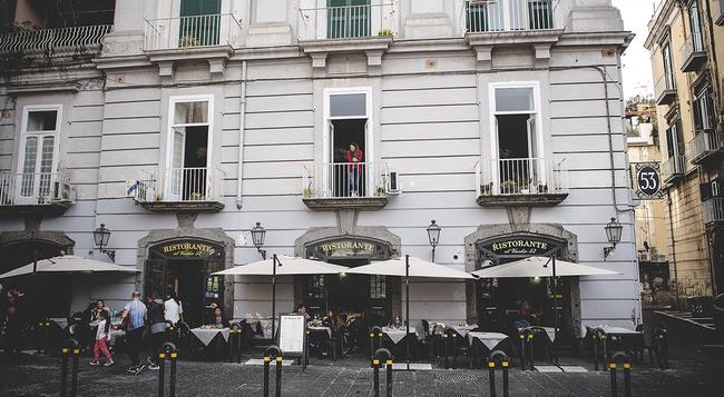 B&B Le 4 Stagioni Dante's Suites - Naples - Building