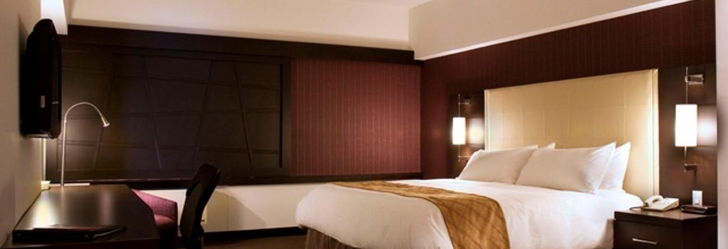 Hôtel Ruby Foo's - Montreal - Bedroom