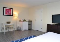 The Reef A North Beach Village Resort Hotel - Fort Lauderdale - Kamar Tidur