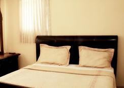 Paradis Hotel - Port Au Prince - Kamar Tidur