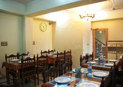 Hotel Shaneel Residency - Srinagar - Restoran