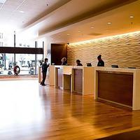 Oakland Marriott City Center Lobby
