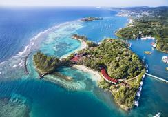 Fantasy Island Beach Resort - Coxen Hole - Pantai