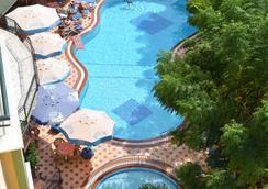 Kleopatra Dreams Beach Hotel - Alanya - Kolam