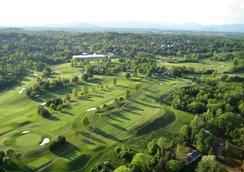 The Boars Head - Charlottesville - Lapangan golf