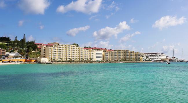 Simpson Bay Resort & Marina - Simpson Bay - Building