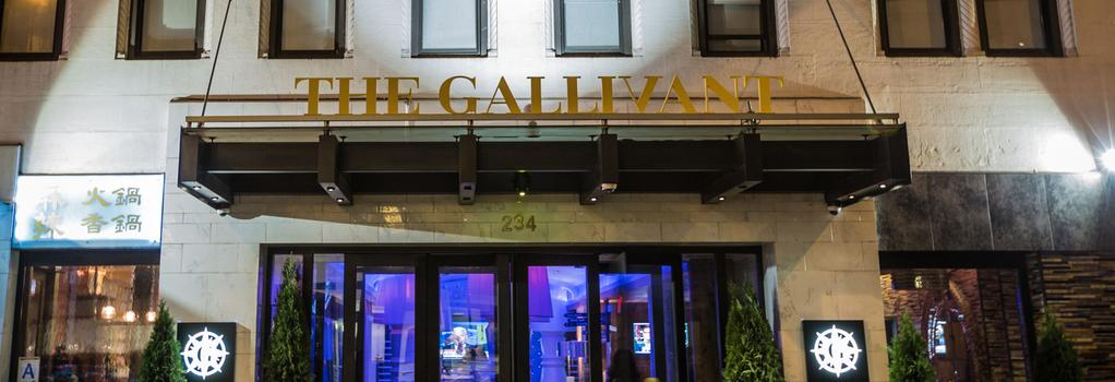 The Gallivant Times Square - New York - Building