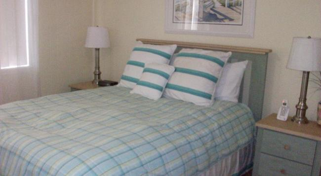 Hilton Head Island Beach & Tennis Resort - Hilton Head - Bedroom