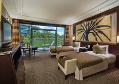 Calista Luxury Resort - Belek - Kamar Tidur