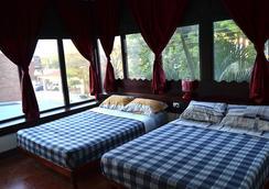 Hostel Columbus - San Jose - Kamar Tidur