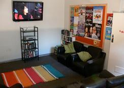Adelaide Backpackers Inn - Adelaide - Ruang tamu