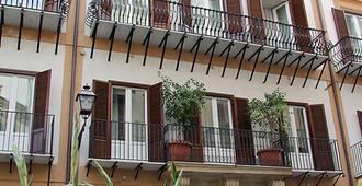 Hotel Palazzo Sitano - Palermo - Bangunan