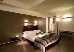 Hotel Trevi - Roma - Kamar Tidur