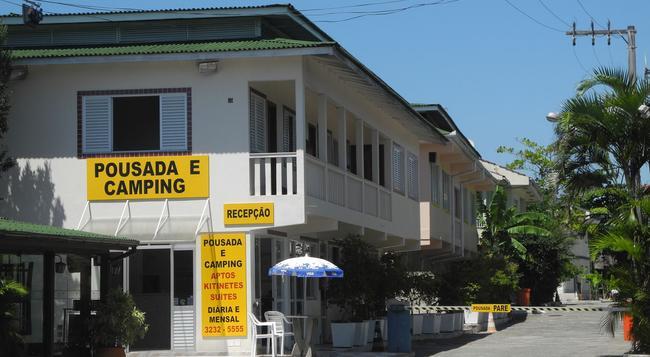 Pousada e Camping Lagoa da Conceição - Florianópolis - Building