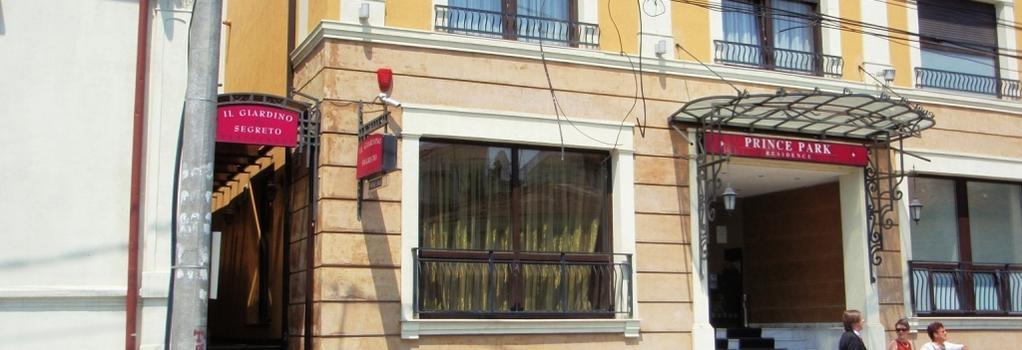 Prince Park Residence - Bucharest - Building