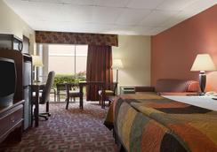 Howard Johnson Inn - Oklahoma City - Kota Oklahoma - Kamar Tidur