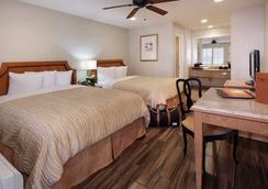 Anabella Hotel - Anaheim - Kamar Tidur