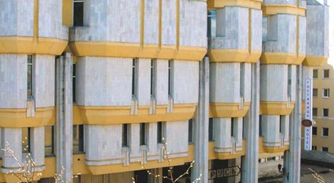 Russ Hotel - Saint Petersburg - Building
