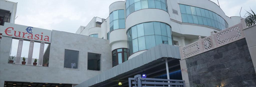 Hotel Eurasia - Jaipur - Building