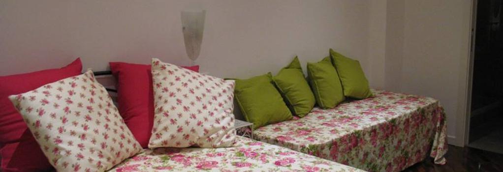 Le Scalette al Vaticano - Rome - Bedroom