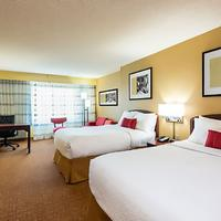 Courtyard by Marriott Salt Lake City Airport Guest room