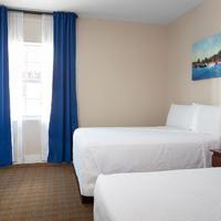 The Clay Hotel Guestroom