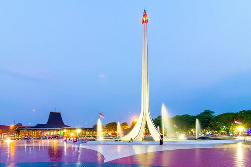Red Planet Jakarta Pasar Baru - Jakarta - Atraksi Wisata