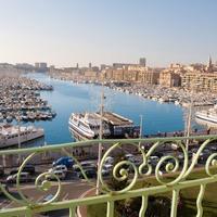 Hôtel Alizé Marseille Vieux-Port View
