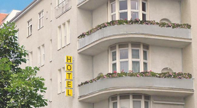 Hotel Bellevue am Kurfürstendamm - Berlin - Building