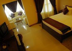 Bandagiri Village Eco Resort - Hambantota - Kamar Tidur