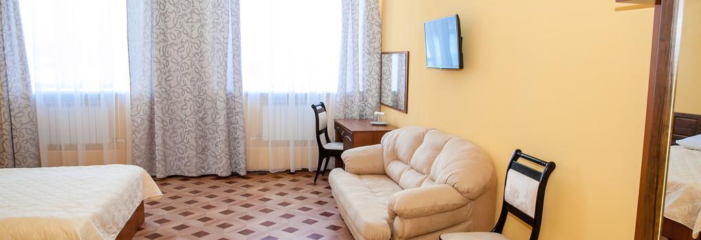 Hotel Korona - Yaroslavl - Bedroom