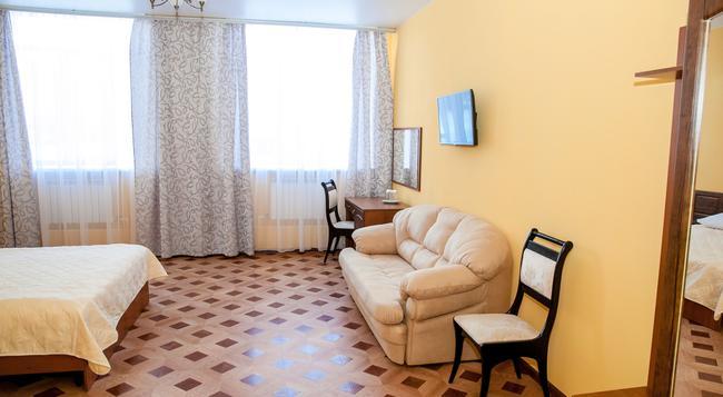 Korona Hotel - Yaroslavl - Bedroom
