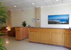 Hotel Panton - Vigo - Lobi