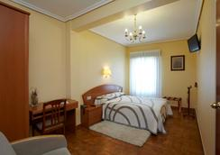 Hotel Panton - Vigo - Kamar Tidur