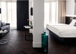 Hotel Amano Grand Central - Berlin - Kamar Tidur