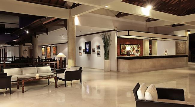 Sol Beach House Benoa Bali by Melia Hotels International - Nusa Dua - Lobby